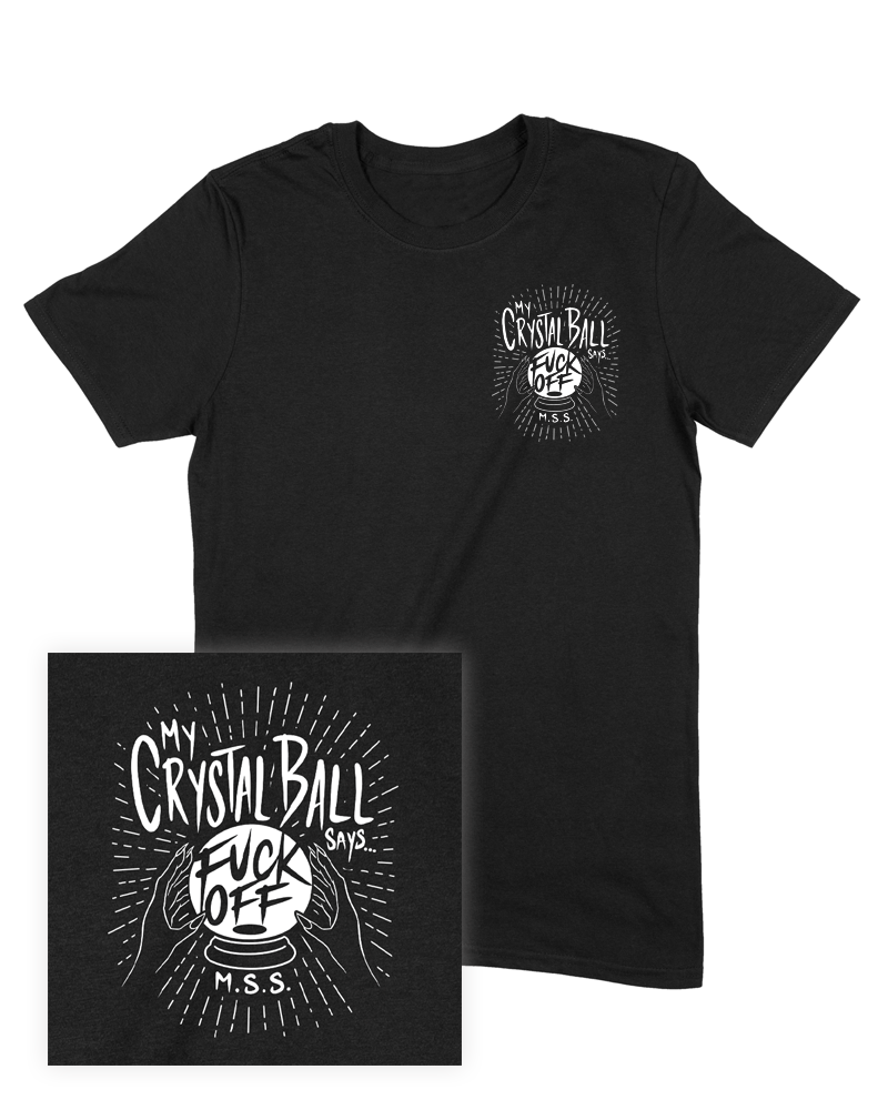 """My Crystal Ball"" Tee"