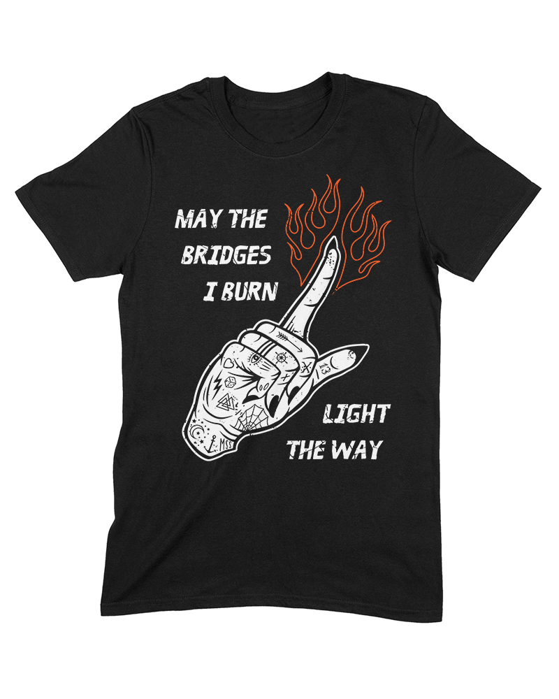 """Light The Way"" Tee"