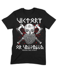 """Victory Or Valhalla"" Tee"