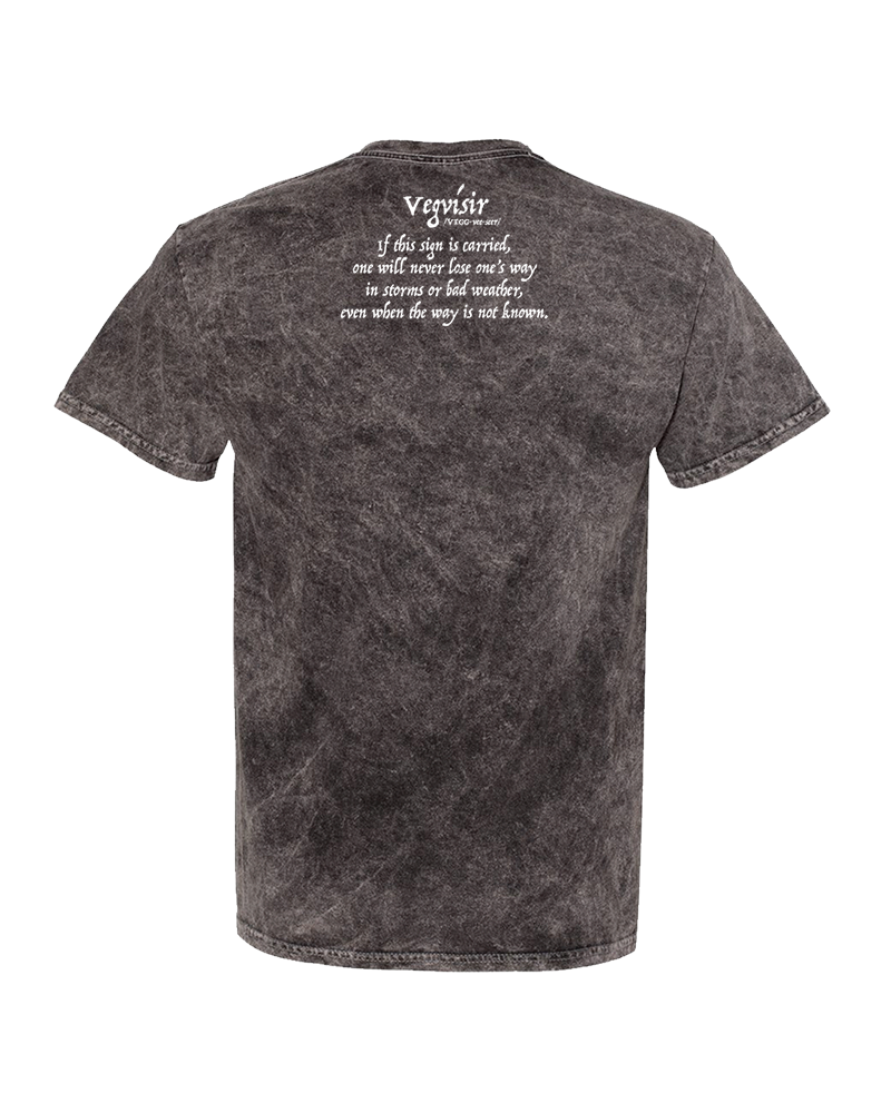 """Guide Me In Bad Weather"" Mineral Wash Tee"