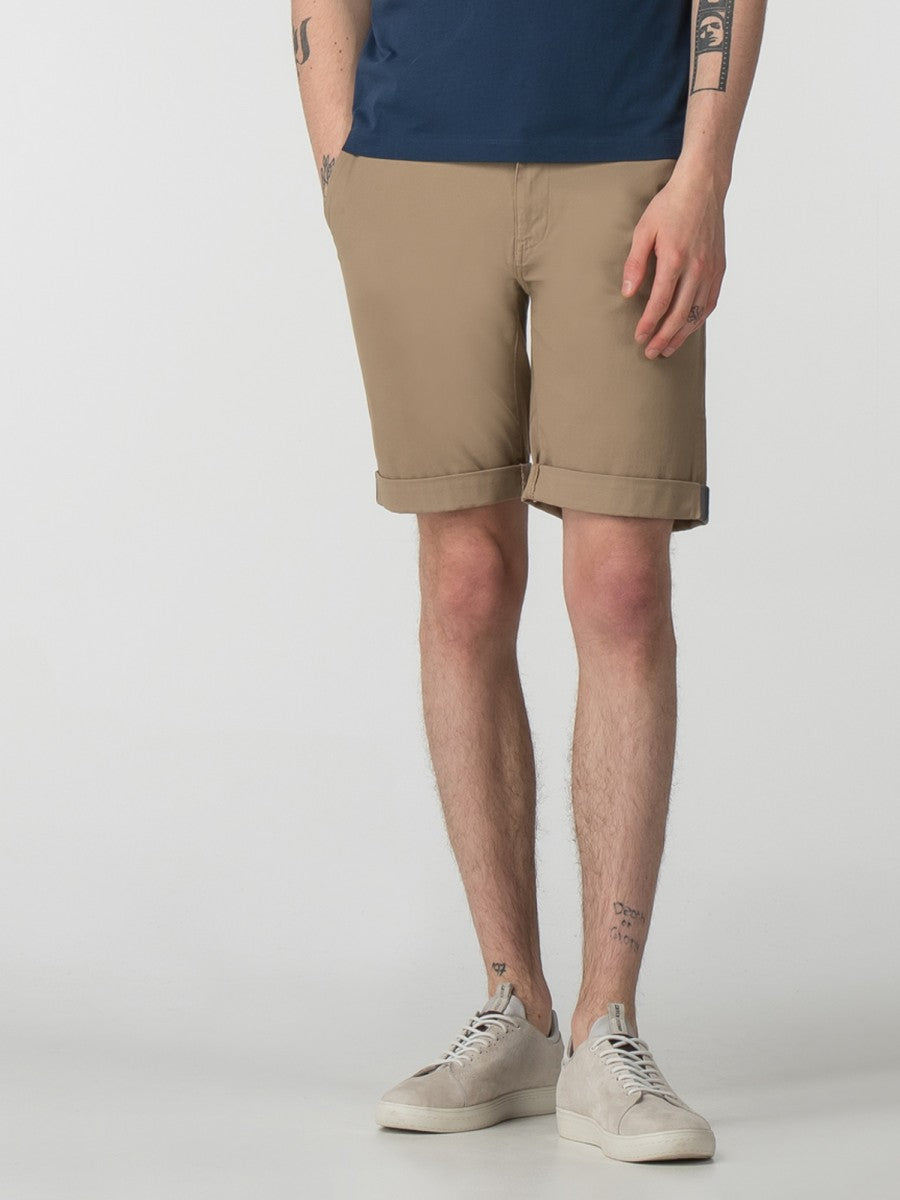 Slim Stretch Chino Short