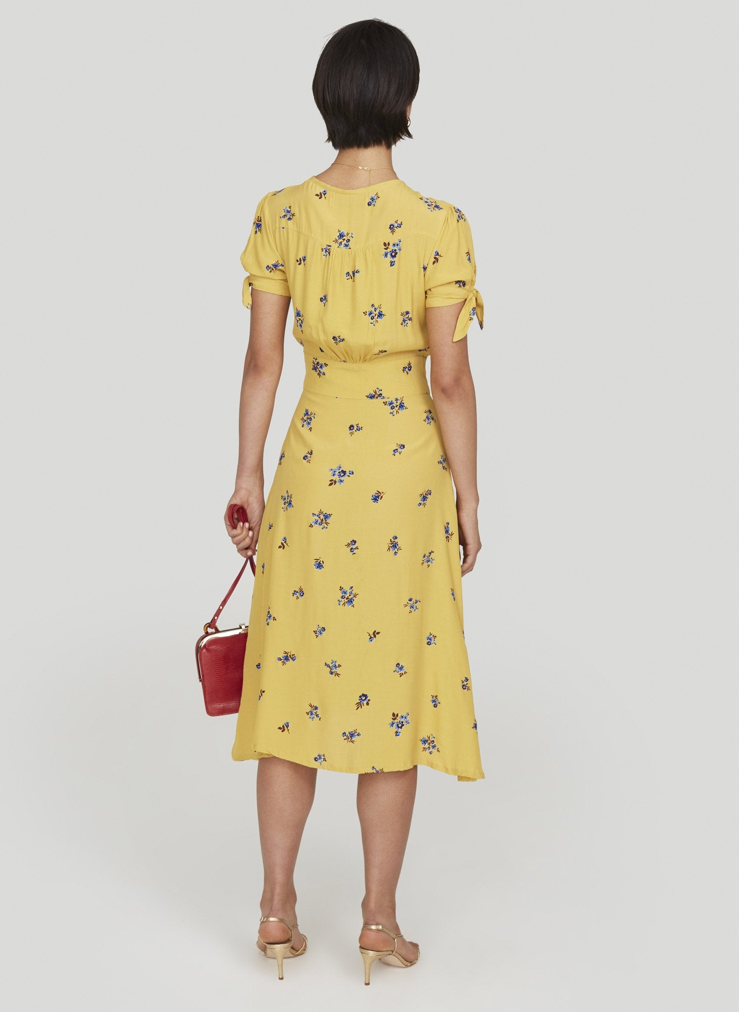 Billie Midi Dress