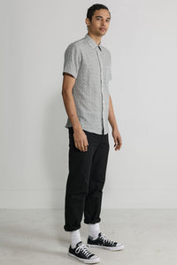 S/S Japanese Mini Grid Double Cloth