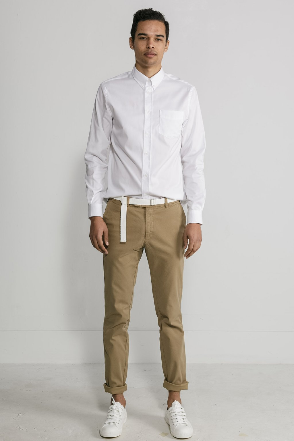 L/S Pinpoint Oxford