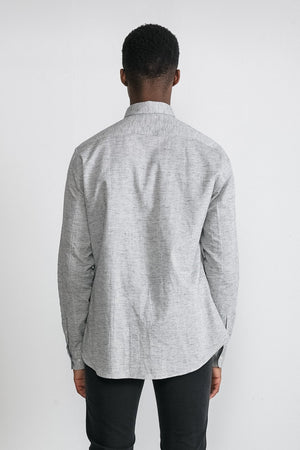 L/S Japanese Oxford