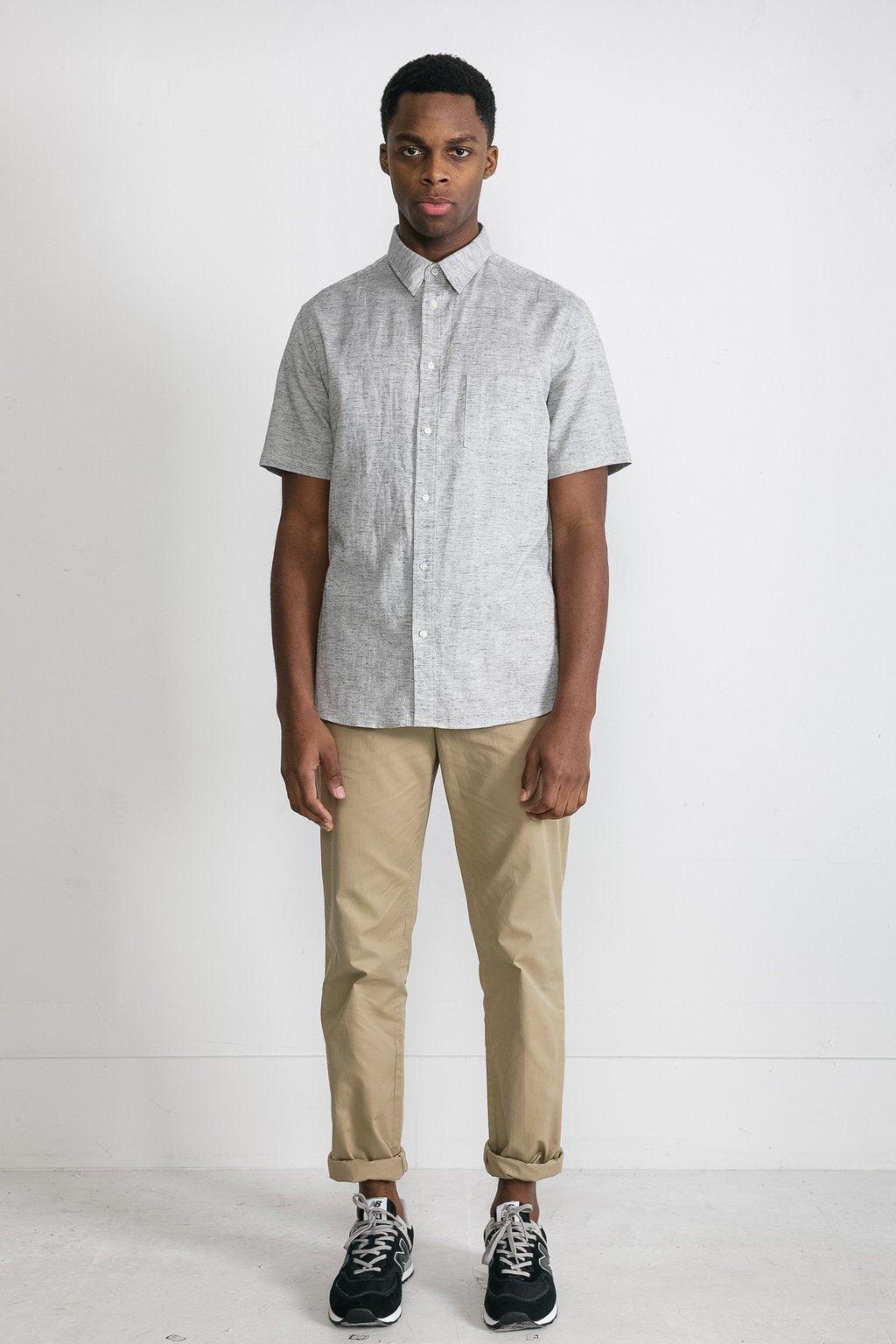 S/S Japanese Oxford