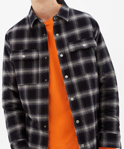 Strata Quilted L/S Shirt Jacket