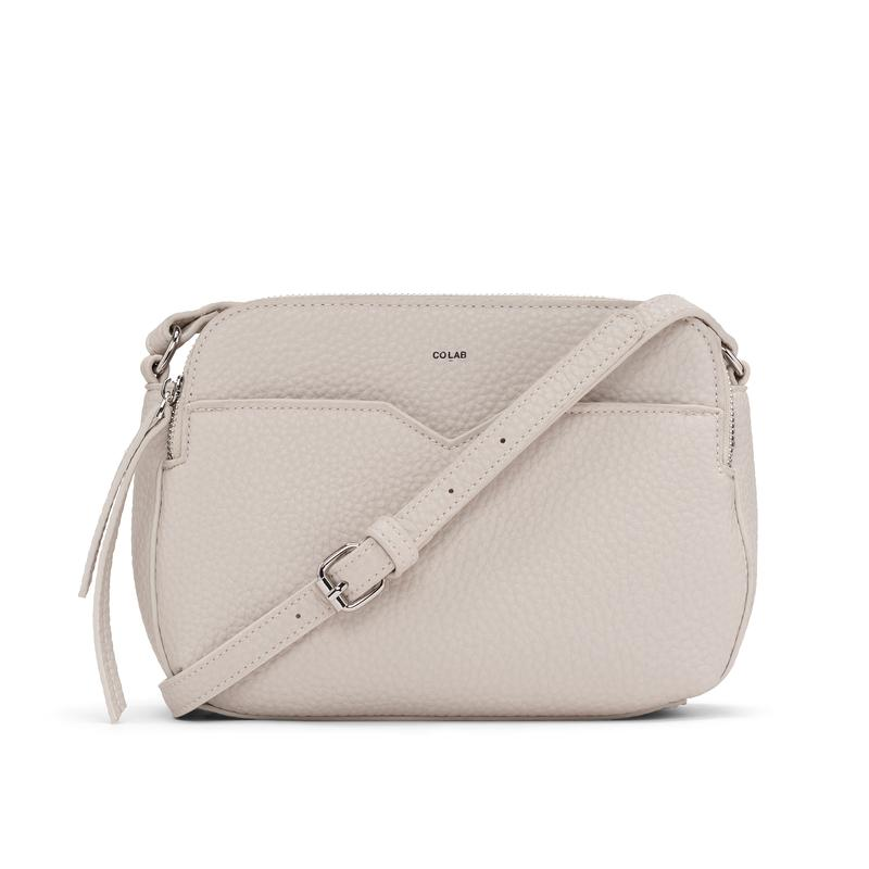 Pebble Double Crossbody
