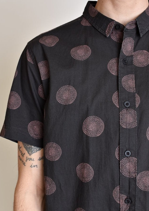 Solar S/S Button Up