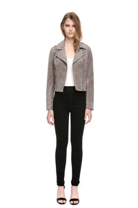 Mikaila  Leather Jacket