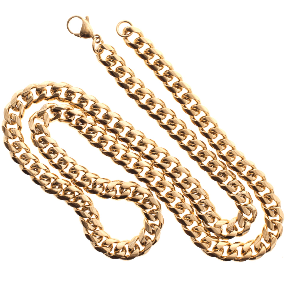 Cubano Chain 8mm 26""