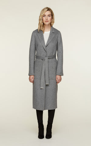Double Face Full Wool Coat