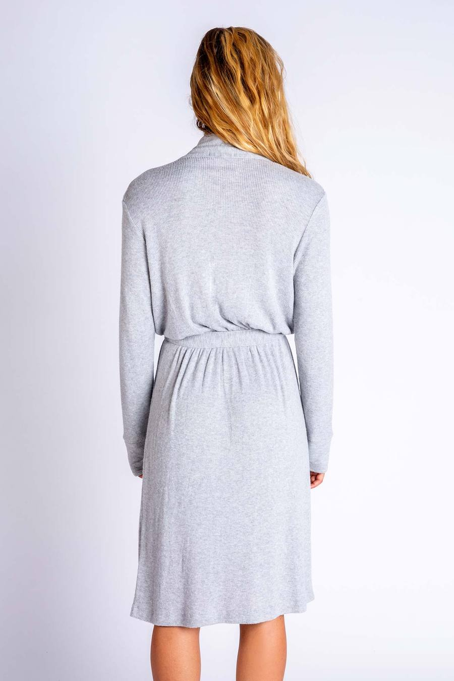 Tex Solid Robe