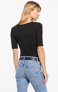 Cara Scoop Bodysuit