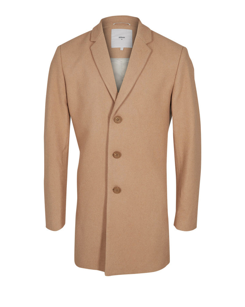Friedrich Wool Coat