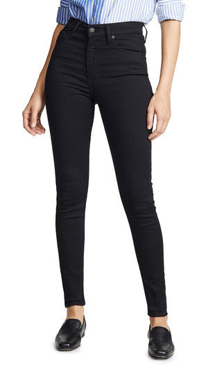 Mile High Super Skinny Denim