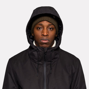 Padded Windbreaker