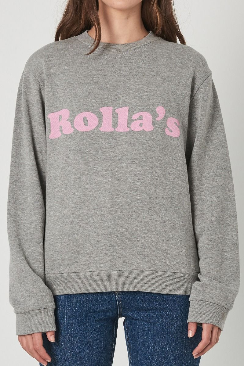 Slouch Logo Sweater