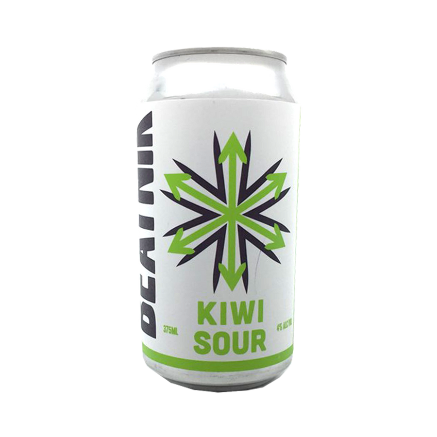Hargreaves Hill Brewing Co - Beatnik Kiwi Sour 4% 375ml Can