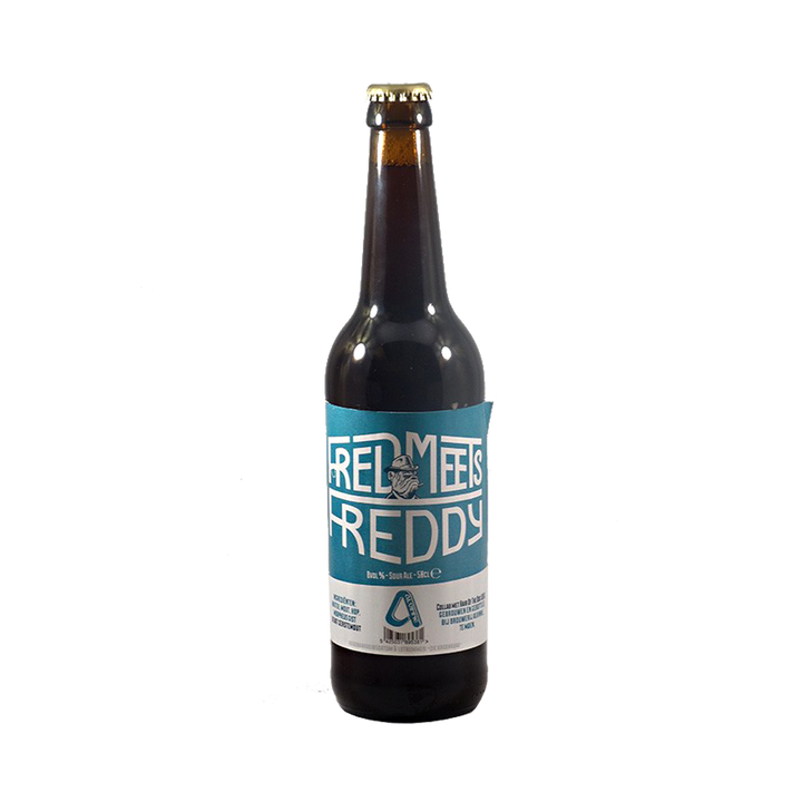 Alvinne Brouwerij - Fred Meets Freddy Sour Ale 8% 500ml Bottle