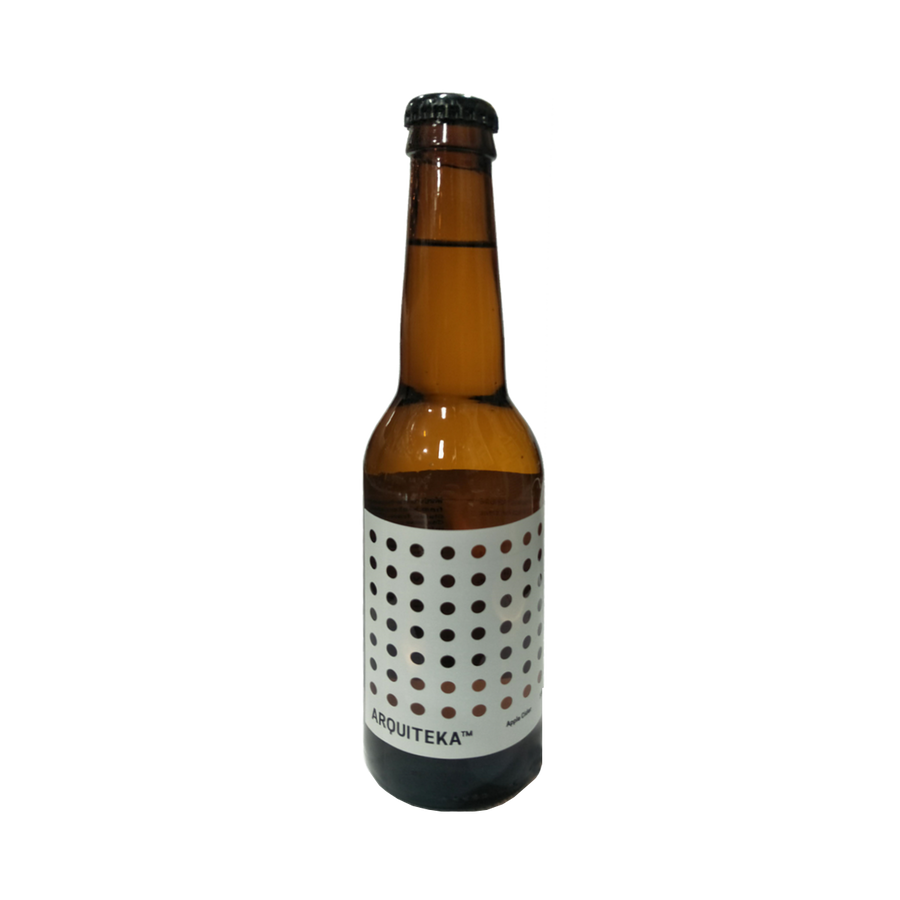 Arquiteka - Apple Cider 6.6% 330ml Bottle