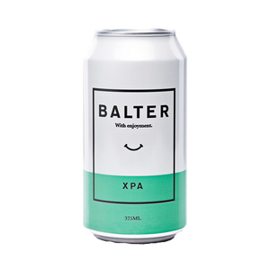 Balter Brewing Co - XPA 5% 375ml Can