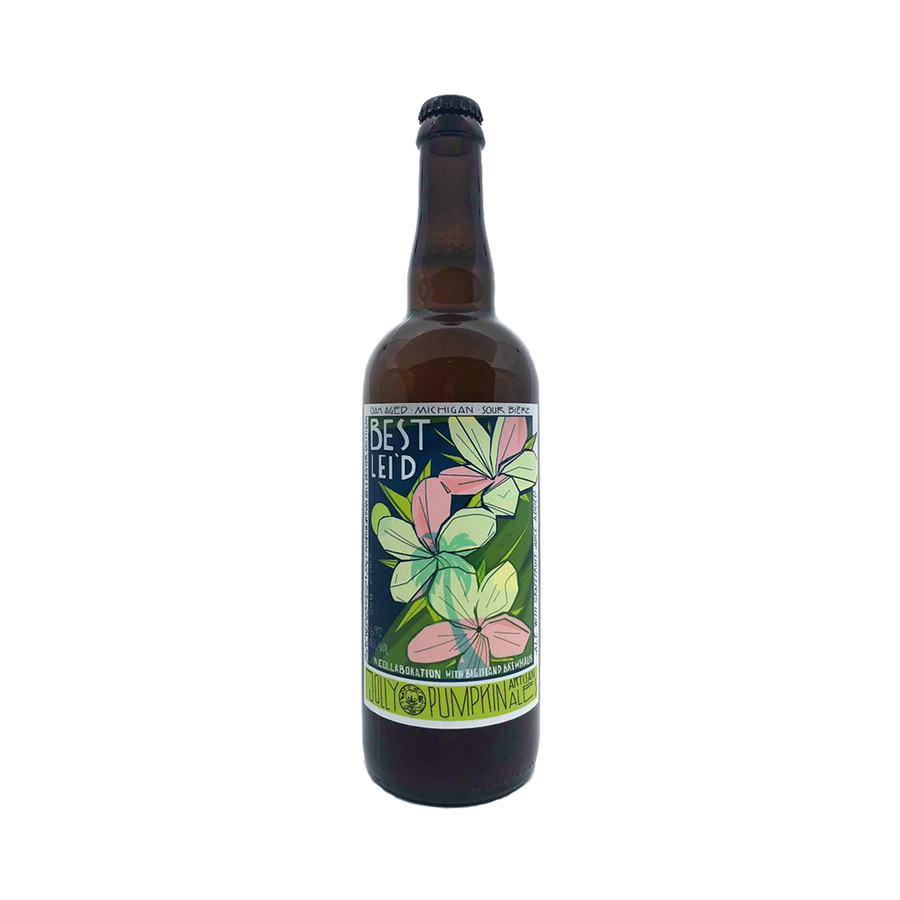 Jolly Pumpkin Artisan Ales - Best Lei'd 6.9% 750ml Bottle