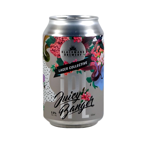 Blackmans Brewery - Juicy Banger IPL 5.8% 330ml Can