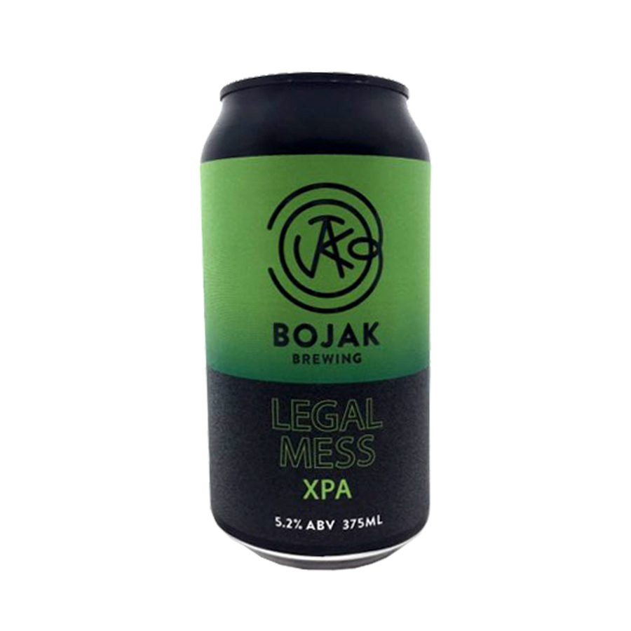 Bojak Brewing - Legal Mess XPA 5.2% 375ml Can