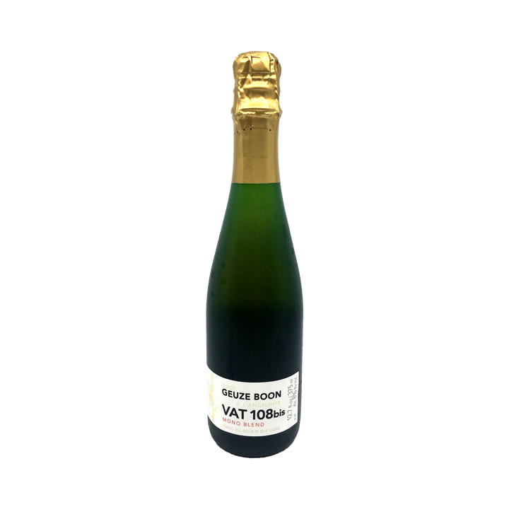 Boon Brouwerij - Oude Geuze Boon Vat 108bis Mono Blend 8% 375ml Bottle