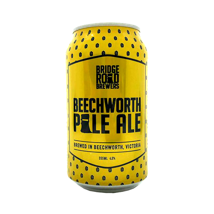 Bridge Road Brewers - Beechworth Pale Ale 4.8% 355ml Can