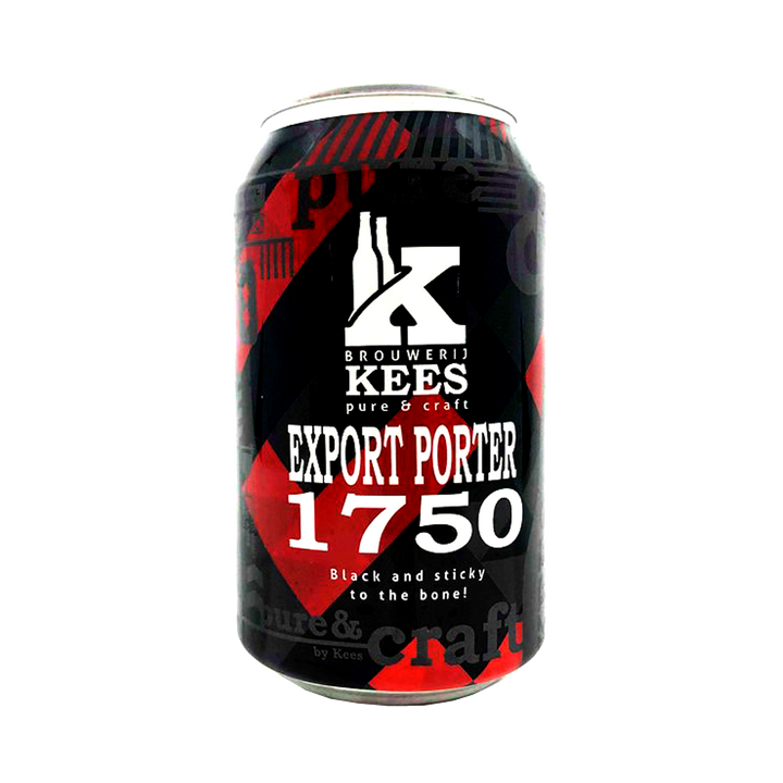 Kees Brouwerij - Export Porter 1750 10.5%  330ml Can