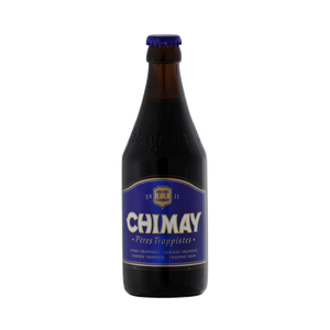 Chimay Brewery - Blue 9% 330ml Bottle