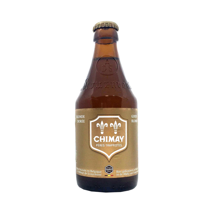 Chimay Brewery - Doree Gold 4.8%  330ml Bottle