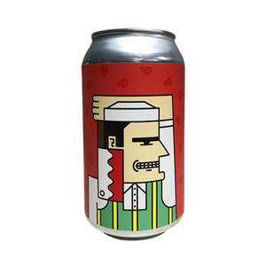 Co Conspirators Brewing Co - The Butcher Red IPA 6.0% 355ml Can