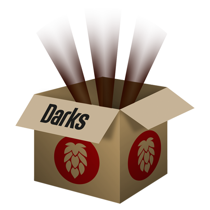 Beer 360 - Darks Mystery Box 6 pack