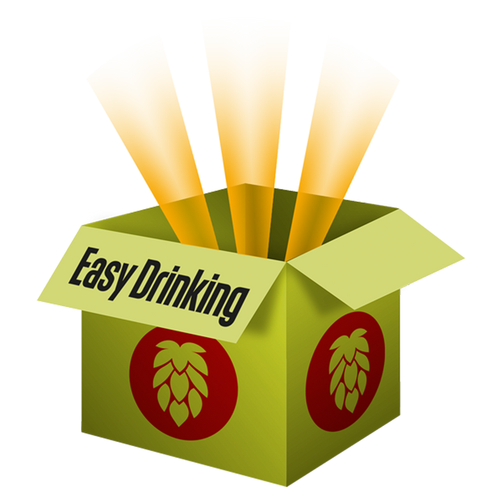 Beer 360 - Easy Drinking Mystery Box 6 pack