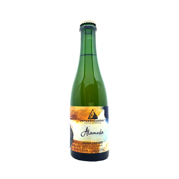 Future Mountain Brewing and Blending - Alameda Barrel Aged Golden Sour 5.6% 375ml Bottle