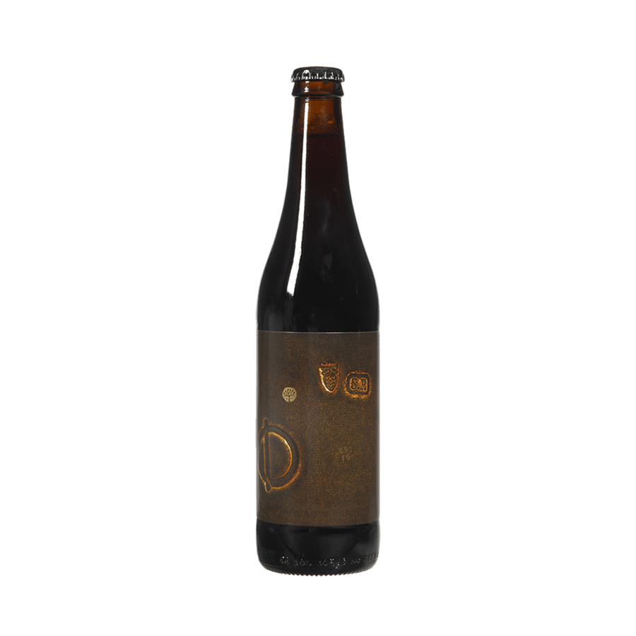 Hallertau - Nocturne Double Stout 8.8% 500ml Bottle