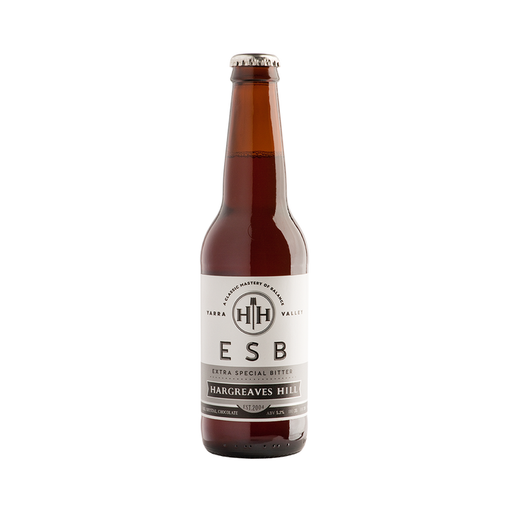 Hargreaves Hill Brewing Co - ESB 5.2% 330ml Bottle