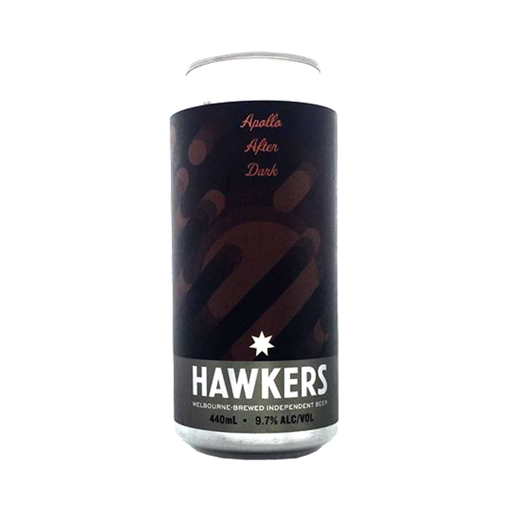 Hawkers - Apollo After Dark Stout 9.7% 440ml Can