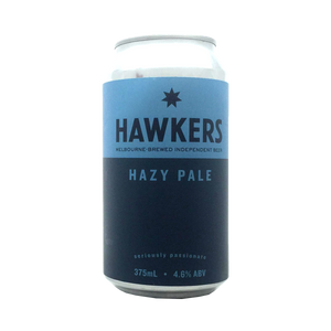 Hawkers - Hazy Pale 4.65% 375ml Can