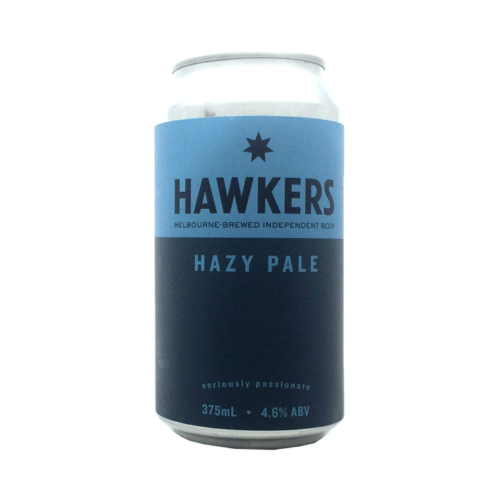 Hawkers - Hazy Pale 4.65 375ml Can