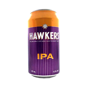 Hawkers - IPA 6% 375ml Can