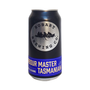 Hobart Brewing Co - Harbour Master Ale 4.4% 375ml Can