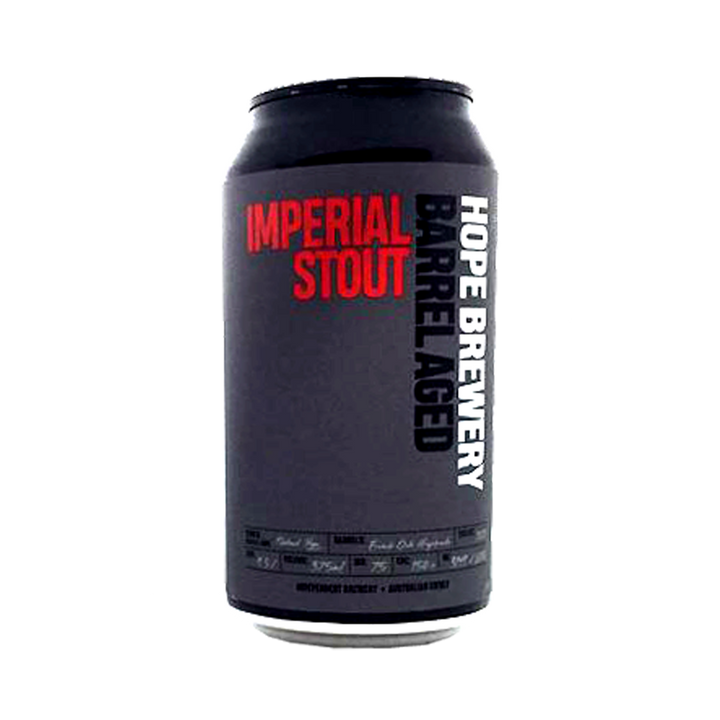 Hope Brewery - Barrel Aged Imperial Stout 9.5% 375ml Can