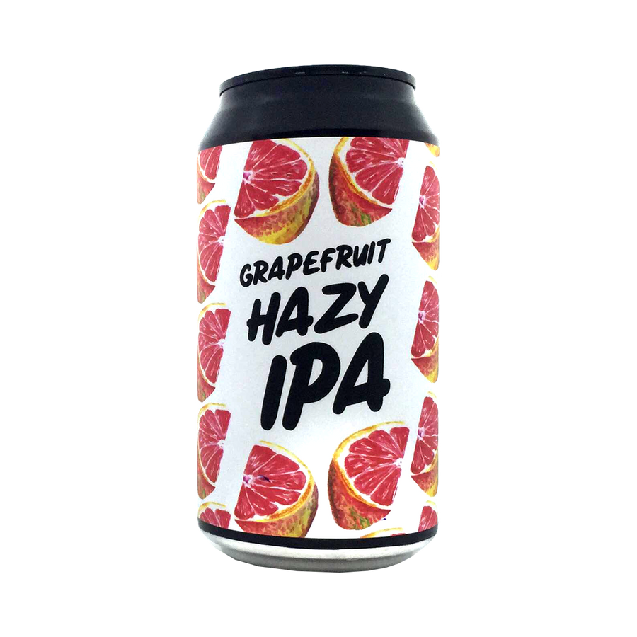 Hope Brewery - Grapefruit Hazy IPA 6% 375ml Can