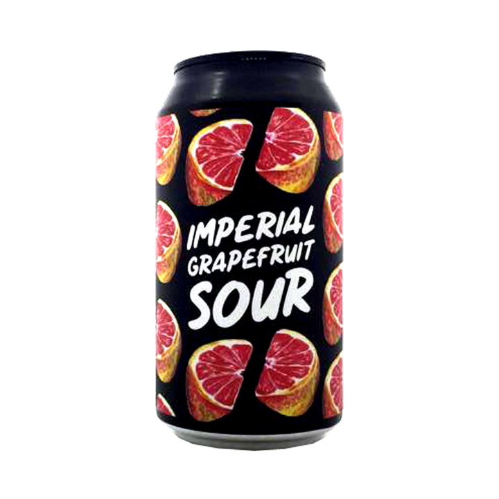 Hope Brewery - Imperial Grapefruit Sour 7% 375ml Can