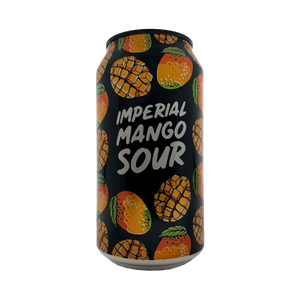 Hope Brewery - Imperial Mango Sour 7% 375ml Can