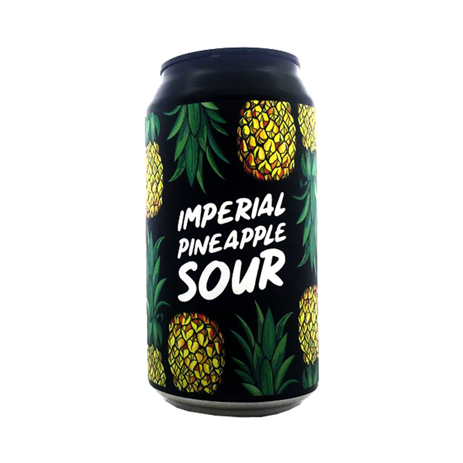 Hope Brewery - Imperial Pineapple Sour 7% 375ml Can